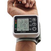 blood pressure - Home Automatic Wrist Digital Blood Pressure Monitor Portable Tonometer Meter For Blood Pressure Meter Oximetro de dedo