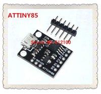 Wholesale CJMCU mini ATTINY85 micro rduino mini usb USB Development Board Tracking Number