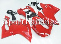 Wholesale Tiling Fit Ducati year Sportbike ABS Motorcycle Fairing Full Kit Body Motorcycle Caren PANIGALE Red