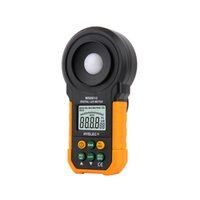Wholesale Hot Selling pc MS6612 Digital Luxmeter Lux Light Meter Test Spectra Auto Range