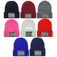 Printed adult lyrics - New Arrive PARENTAL ADVISORY EXPLICIT LYRICS HipHop Beanies and Skullies Cap Men Wool Turban Knitted Hats for Women Winter Hat