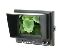 Wholesale 5Inch LCD Video Camera Monitor HDMI YPbPr AV Input HYA