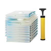 Wholesale Manual pump compression bag With the characteristics of anti bacteria insects moisture dust FAMILY necessary receive supplies