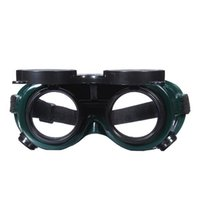 Wholesale Hot Sale Dual use Protective Welding Glasses Double Lens Welding Goggles order lt no track