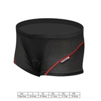 Wholesale Breathable Sponge Pad MTB Bike Cycling Underwear Men Outdoor Sports Bicycle Shorts Cycling Pants