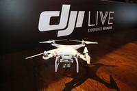 DJI Phantom 3 Professional 4K En Stock Vidéo 12,0 Mégapixels Camera Drones RC Helicopter Puissant App Mobile App Video Auto Livraison gratuite