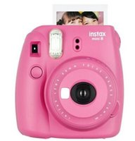 Wholesale OriginalFujifilm Instant Camera instax mini8 mini passion pink