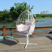 basket chairs hanging - Students dormitory indoor swing hanging chair outdoor leisure basket Child Adult nest balcony chair