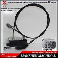 Wholesale DH stepper motor engine control motor throttle motor for excavator parts manufacturer