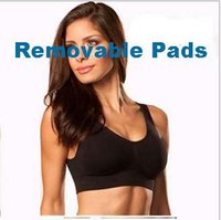 Wholesale Factory price Genie Bra Seamless Adjustment Bra with Removable Pads OPP bag