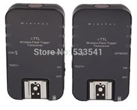 Wholesale YONGNUO YN N i TTL HSS s Flash Trigger Transceivers for Nikon