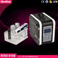 Wholesale Hot sale in Mesotherapy Meso Gun Micro needle Therapy System cold hot treatment Mesogun injector machine