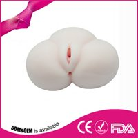 sexy pussy - Top quality Realistic Passionate big ass vagina Full Silicone fake ass male masturbator sexy toy silicone pussy ass for men