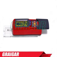 Wholesale Surface Roughness Tester Leeb432 fast speed of testing All metal shell