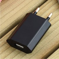 Cheap USB Wall Charger US EU Adapter for iPhone 5 5G 4S 4 3GS 3G i serises electronic Adapter
