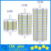 20w led bulb - R7S LED W W W W W corn bulb mm mm mm LED R7S bulb lamp NO dimmable corn lamp Halogen Floodlight V V