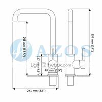antique furniture fittings - Kitchen Sink Faucets Free Swivel Hose Spray Single Handle Stainless Steel Antique Brass Deck Washing Mixers Furniture