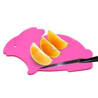 Wholesale Chopping Blocks pink color Lovely rabbit chopping board Cutting tools cm cooking tools C14 cutting board