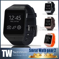 galaxy gear smart watch - LX36 Gear Smart Watch Smartphone GB Bluetooth MP Camera Touchscreen Wristwatch For Galaxy S5 S4 Note iphone
