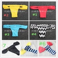 wave board - brazilian bikini bottom halter wave print bikini Brazilian woman sexy bikini swimsuit bottom half Tanga thong