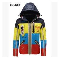 bogner - bogner M M Jacket Bogner ski suit out door sport swear Men warm wind jacket