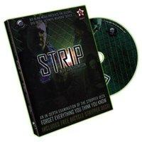 magic deck - Strip by Jon Thompson magic teaching video send via email close up magic not include deck