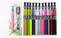 hooka pen - EGO CE4 Complete Kit E Hooka mAh mah mah Clearomizer USB Charger E Shisha Vape Pen Electonic Cigarette mechanical mod