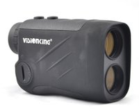 Wholesale Visionking x25CT Hunting Golf Laser Ranger Finder Angle Height m Yard Optical Equipment Black