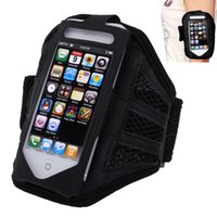 Wholesale Newest High Quality Mobile Phone Armband Sports Armband Case for iPhone C S