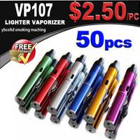Cheap Click n vape cigarette dry herb smoking pipe like Evod ago blister starter e cigarette similar g5 vaporizer pen