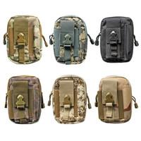 Wholesale Running Travel Waist Bum Belt Bag Fanny Pack Pouch Hip Purse Military Mens Women