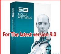 Wholesale 2016 The latest version ESET NOD32 Antivirus year PC users year PC users code