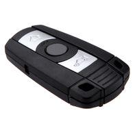 key covers - Cheap Folding Car Remote Flip Key Shell Case Fob Button Smart Key Fob Case Cover for BMW E90 E93 E92 M3 M5 X3 X5