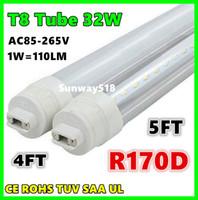 fluorescent bulbs - led tube lights ft R17D ft FT FT T8 Led Tube Light W Lumens SMD Led Fluorescent Tubes Bulbs Light AC85 V