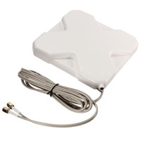 Wholesale IMC GPRS GSM G LTE dBi Antenna Booster Signal SMA Male Plug M Cable order lt no track