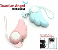 Wholesale Safety Guardian Angel Alarm Electronic Self defense Electronic Alarm Ladies Mobile Phone Lovely Pendant
