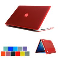 Wholesale Crystal PC Hard Shell Full Protector Laptop Flip Case Cover For Apple Macbook Pro Regular Display quot quot A1278 A1286