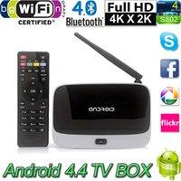 Wholesale 2015 HOT Android TV Box HDMI Quad Core Arabic iptv Digital TV BOX with Remot Controller H