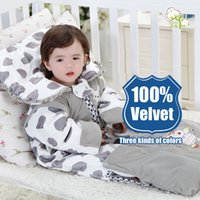 Cheap Plus Size Footed Pajamas Best Baby warm suits