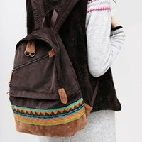 Wholesale 2014 New Hot Sell Female Backpack School Bag Girls Travel Bag Backpack Shouder Bags Canvas Women Bags