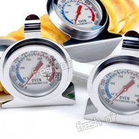 Wholesale hot sale New Barbecue BBQ Pit Smoker Grill Cooking Food Thermometer Temp Gauge centigrade