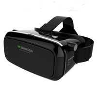 Wholesale 2016 VR D Glasses Virtual Reality Shinecon Your Imax Private Theater For to inch Smartphones Games and Movies