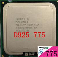 Wholesale Pentium Dual Core CPU Intel Pentium year warranty
