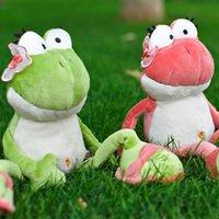 nici - NICI flower Frog Plush toy doll doll doll doll girls day wedding gift creative press