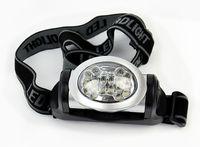 amp heads - Retail amp amp Waterproof Modes LED Headlamp Head Light Torch Lamp Hiking Flashlight Drop