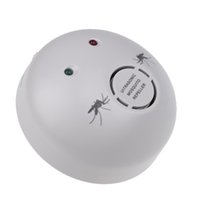 Wholesale Hot Sales Effectively Ultrasonic Mosquito Repeller Non toxic EU Plug Electronic New V V