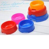Wholesale Medium Size Plastic Pet Bowl Pet Supplies LCCXJ434