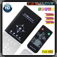 audio video storage - New ch super portable dvr Mass storage support all the way video and audio output to TV monitor