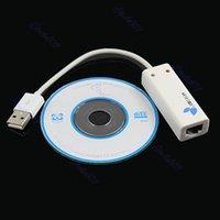 Wholesale Ethernet USB Lan Network Card RJ45 Adapter Mbps For Laptop PC
