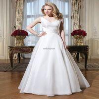 beautiful companies - Beautiful Fashionable Chiffon Simple Style Chinese Wedding Dress Company Floor Length New Designer